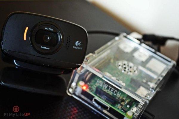 build-a-raspberry pi webcam server in minutes