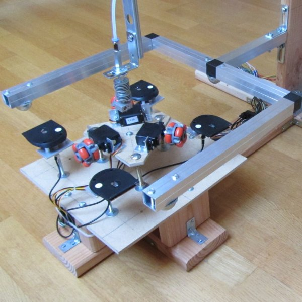 cheap and easy to build 3d printer