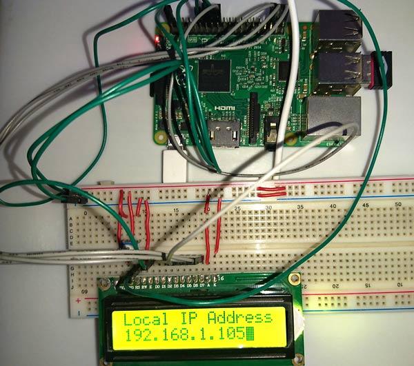 Display-Local-IP-Address-Raspberry-pi-on-16x2-LCD
