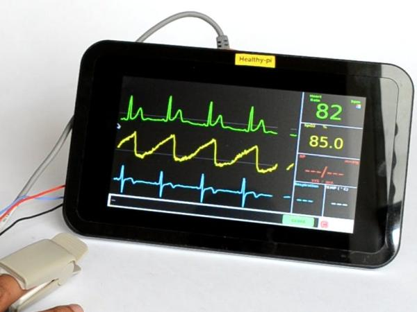 Build your own patient monitor with a Raspberry Pi