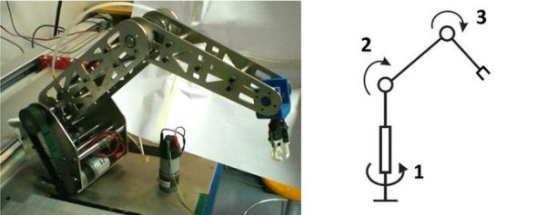 end effector and control logic for robot