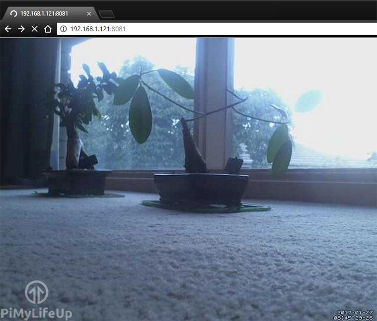 If you're using a Raspberry Pi camera