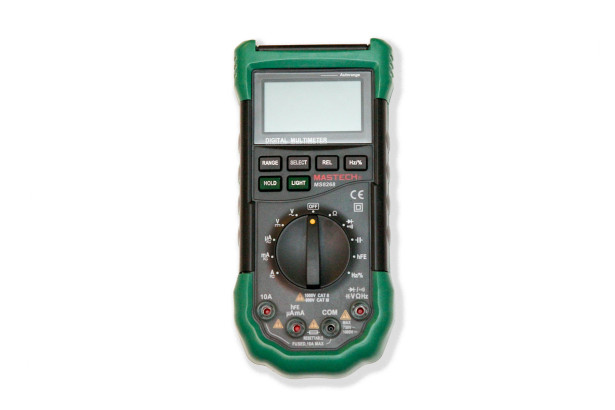 Best beginner's auto-ranging Digital Multimeters (DMMs) compared and reviewed