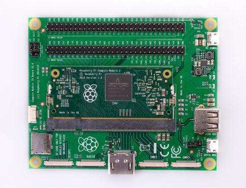 CM3, Raspberry Pi Compute Module 3