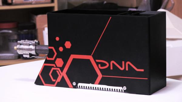 DNA Extruder Fastest Precision at Home Filament Extruder
