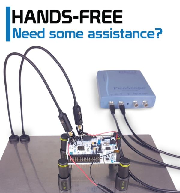 PCBite 2.0 – Hands-free & steady solution for your measurements
