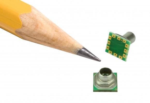 HoneyWell´s Small, High Performance Pressure Sensor