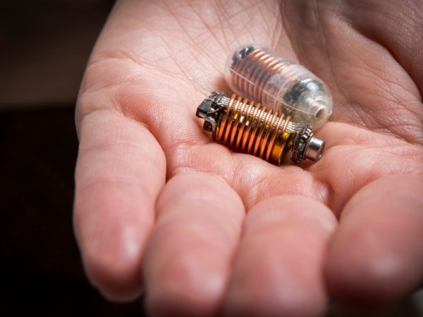 Researchers Of RMIT University Develops Swalloable Gas Sensors That Can Improve Your Diet