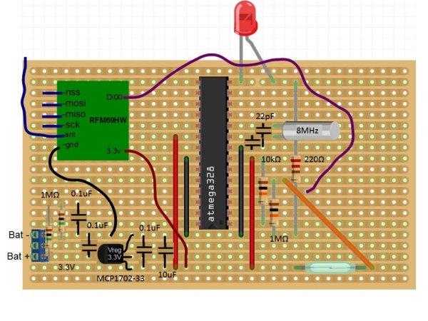 this stripboard wiring diagram