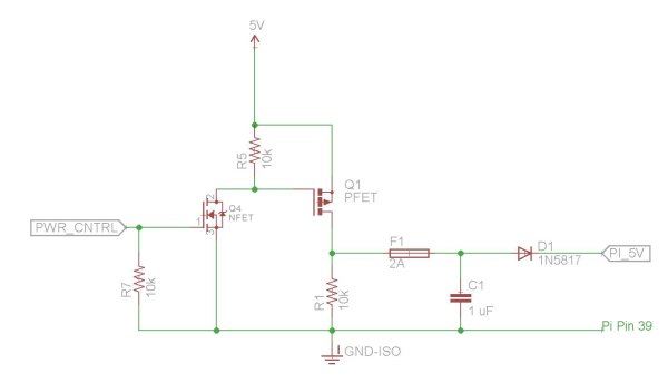 Power Control Circuit