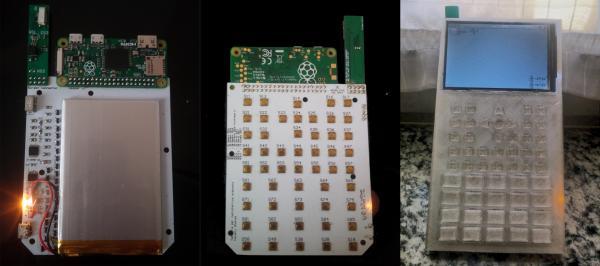 WarpPI Calculator, Step-by-step algebra calculator for Raspberry Pi.