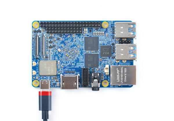 NANOPI M4 – RK3399 BASED RPI CLONE SBC COSTS $65 ONLY