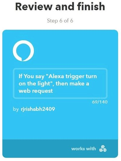 Review-and-finish-Alexa-command