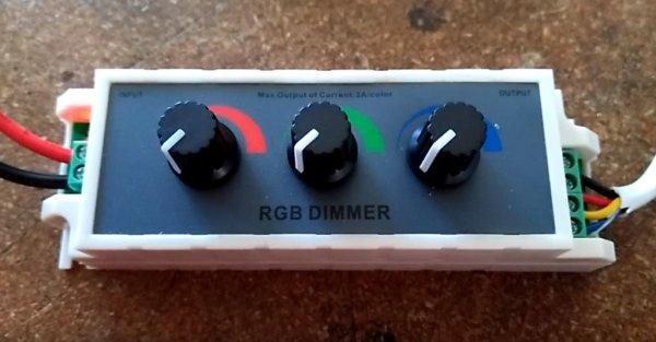 RGB-Dimmer