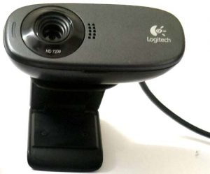Webcam is used as USB Microphone