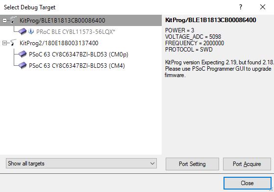 select_debug_target