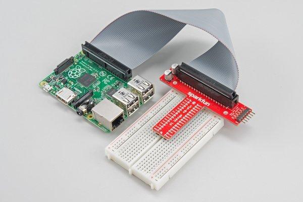 Raspberry Pi GPIO adapter connvetor 40 pin for Breadboard