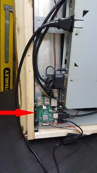 Assembled LCD Frame(2)