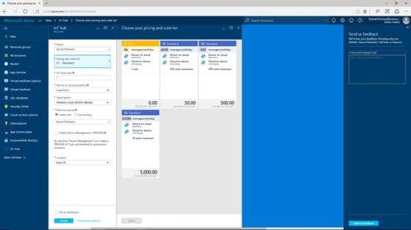 Azure IoT Event Hub Setup (4)