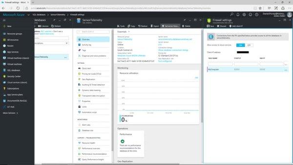 Azure SQL Database Setup (9)