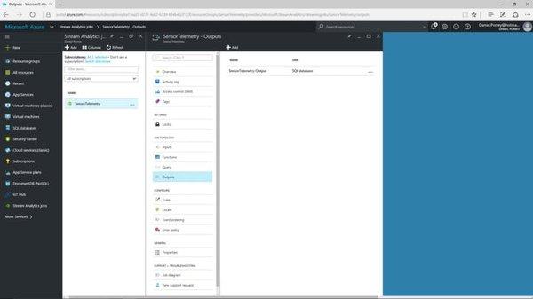 Azure Stream Analytics Setup (10)