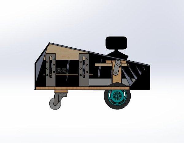 CAD model(2)