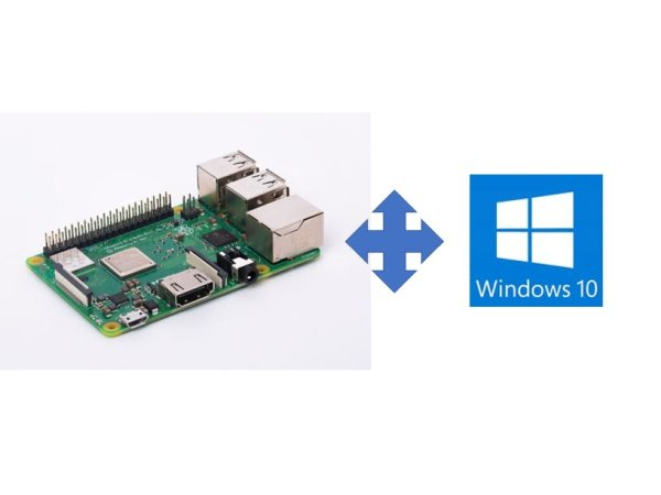 Windows 10 IoT Core for Raspberry Pi 3 Model B+