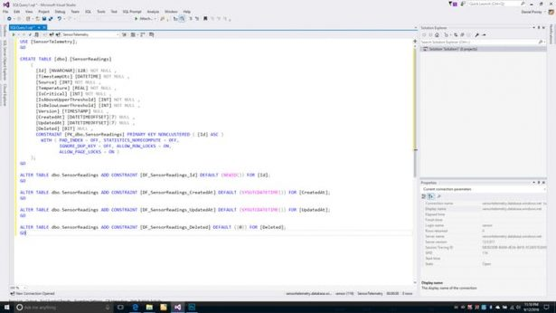 Create the Database Table (6)