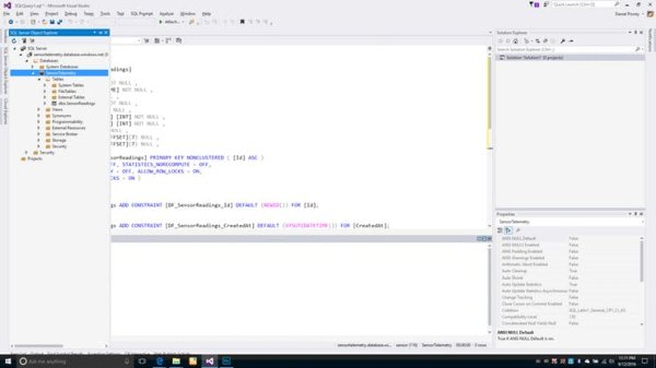 Create the Database Table (9)