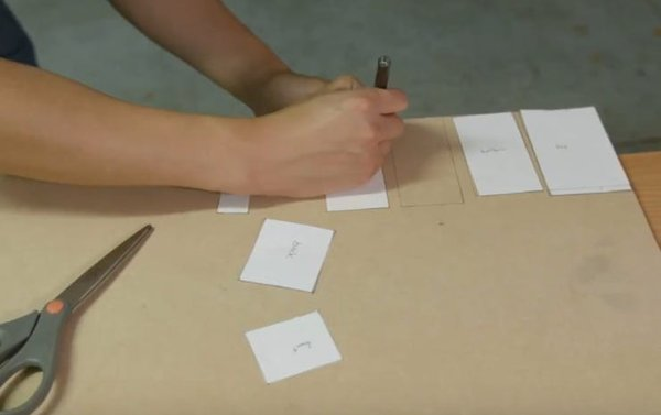 Cutting and Gluing the Housing(3)