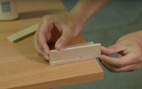 Cutting and Gluing the Housing(5)