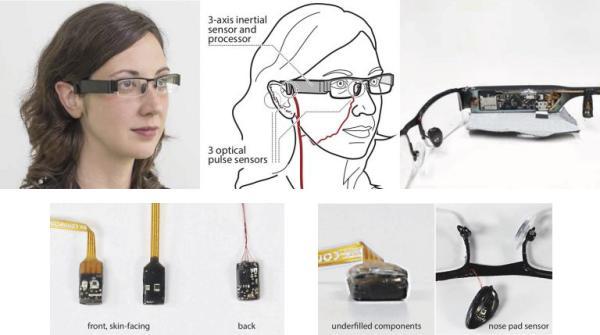 Microsoft Develops Blood Pressure Monitoring Glasses