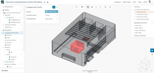 SimScale Releases Major User Interface Update for a Better Simulation Experience in the Cloud
