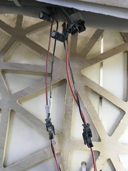 Make a wiring harness(2)