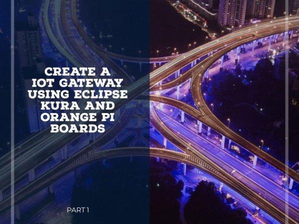Create an IoT Gateway