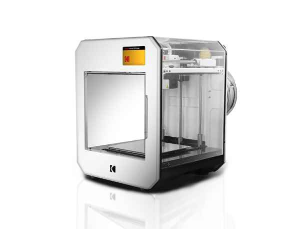 Kodak Launches Raspberry Pi based 3D Printer