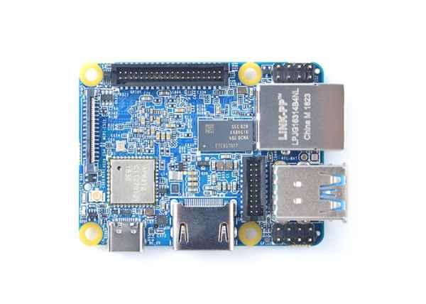 NanoPi NEO4 The World's Cheapest and Smallest RK3399 Board