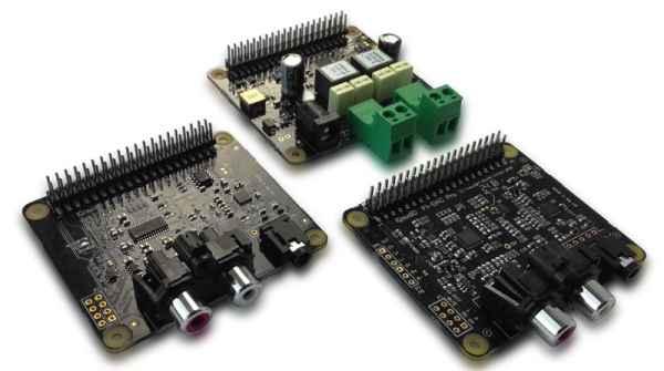 New Raspberry Pi Sound Cards Pi-DAC+, Pi-DigiAmp+ and Pi-DAC+ Pro