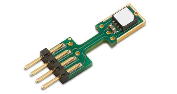 Pin-type Humidity Sensor Enabling Easy Replaceability