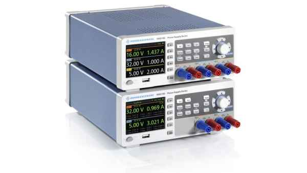 Rohde & Schwarz optimises power supplies for educational applications