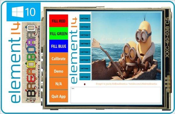 SPLASH LCD Display (2)