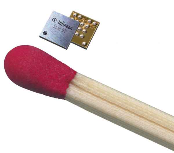 World's first industrial-grade eSIM in miniaturized package