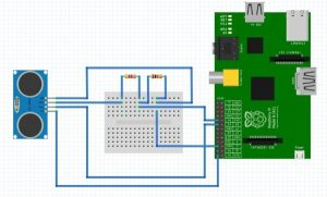 interfacing-raspberry-pi-with circuit-diagram
