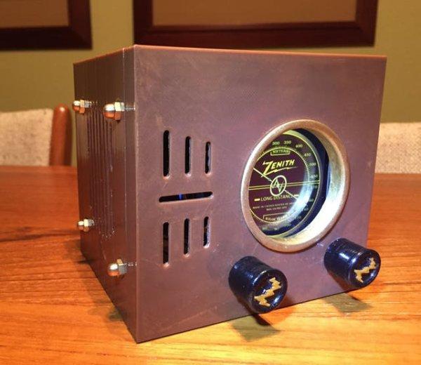 miniz Streaming Radio