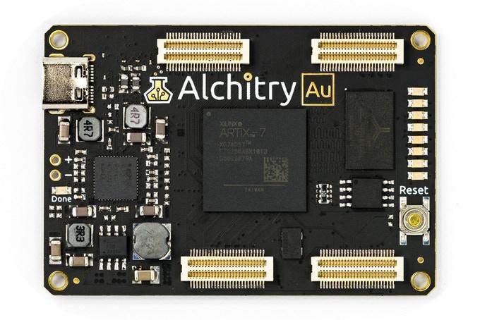 ALCHITRY – FPGA DEVELOPMENT BOARDS FOR HOBBYISTS 1