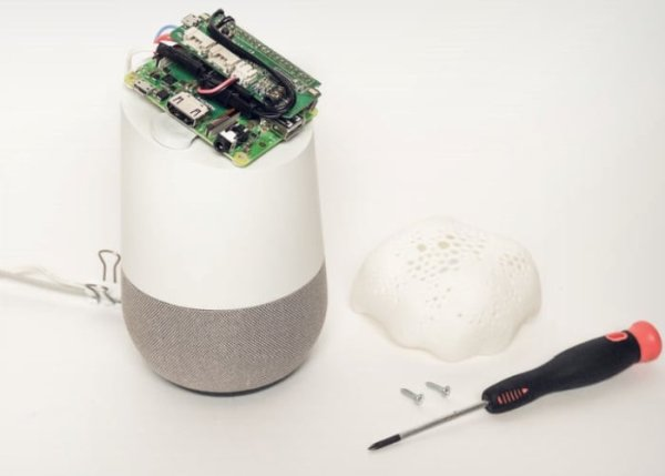 Raspberry Pi smart speaker (2)