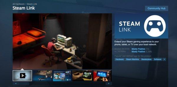 install_steam_link using raspberry_pi