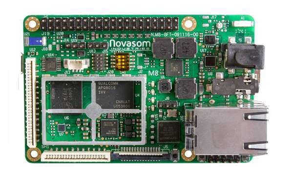 Novasom M7, M8 & M11 SBCs for Advanced Multimedia Applications