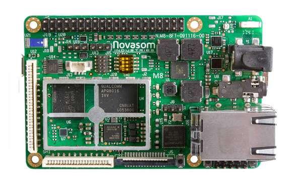 Novasom M7, M8 & M11 SBCs for Advanced Multimedia Applications