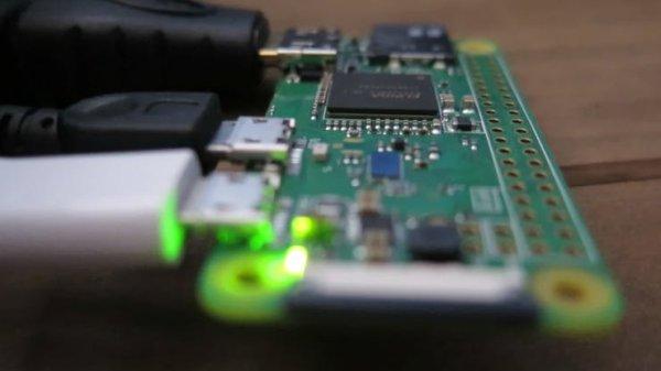 Raspberry Pi Zero W(1)